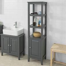 sobuy 174 frg205 dg floor standing bathroom storage