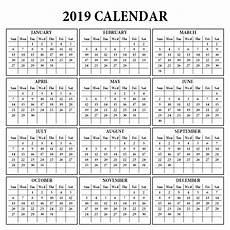 6 Month Calendar On One Page Get 12 Month Blank Calendar 2019 Printable The Best