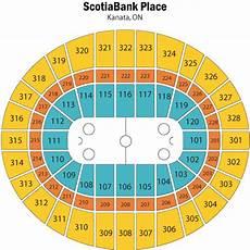 Ottawa Senators Seating Chart Scotiabank Place Tim And S Travelogue