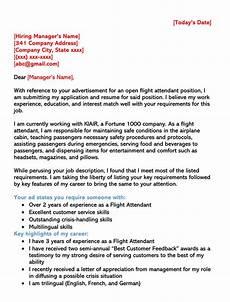 Flight Attendant Cover Letter Samples Flight Attendant Cover Letter Sample Letters Amp Email