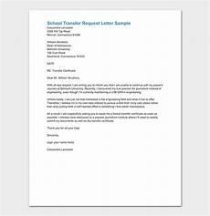 University Transfer Letter Sample School Transfer Letter How To Write Format Amp Sample Letters
