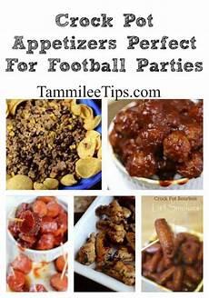 great crock pot appetizer recipes to kick football season