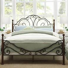 10 amazing wrought iron farmhouse beds on twelve
