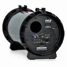 Boombox Led Lights Pyle Pmbspg40 Portable Bluetooth Boombox Speaker