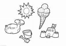 Malvorlagen Sommer Malvorlage Sommer And Summer Activities