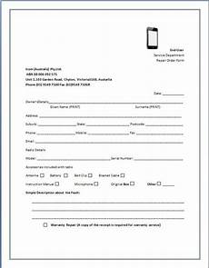At T Receipt Template by Cellphone Repair Invoice Service Phone Invoice Template