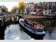 TOP CANAL BOAT TOURS IN AMSTERDAM   see the city from the