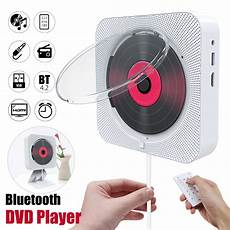 Portable Bluetooth Player Wall Mounted Speaker by Cd Player Wall Mountable Bluetooth Portable Home Audio