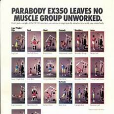 Parabody Home Gym Workout Chart Parabody 350 Pictures Images Amp Photos Photobucket