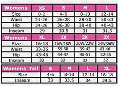 Bali Women S Size Chart Lechicapparel Size Chart