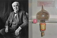 Thomas Edison Light Bulb 6 Famous Inventors Who Didn T Actually Invent Their