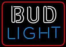 Bud Light Texas Neon Sign Bud Light Neon Sign Neon