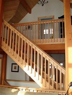 home interior railings interior finishes tamlin homes timber frame home packages