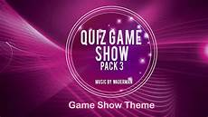 Free Game Show Music Top Quiz Show Game Music Pack 3 Ratemusik Youtube
