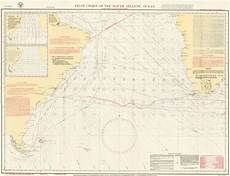 Pilot Charts Atlantic Pilot Chart Of The South Atlantic Ocean U S Navy