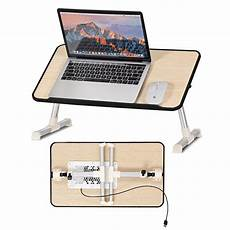costway costway portable desk folding laptop computer