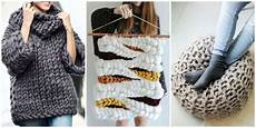 best chunky knit crafts how to make arm knitting home