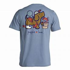 Crab T Shirt Designs Puppie Love T Shirts Md Flag Amp Crabs