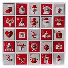 calendario de abviento calendario de adviento 30 cm madera imagen navidad venta