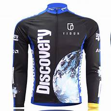 discovery channel sleeve cycling jerseys s mtb