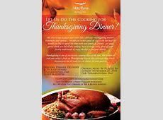 Order Catering Now for Thanksgiving 2016