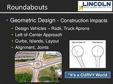 Cost Of Roundabout Vs Traffic Light Roundabout Construction 14th Street Amp Superior
