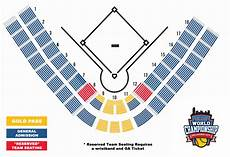 Softball Hall Of Fame Stadium Seating Chart Pools Game Schedule Announced For The 2015 Wbsc Junior