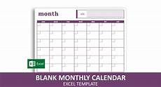 Blank Excel Blank Monthly Calendar Excel Template Savvy Spreadsheets