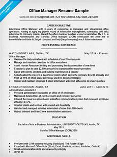 Office Machines List Resume Office Manager Resume Sample Resume Companion