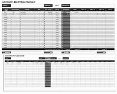 Accounts Receivable Statement Template Free Cash Flow Statement Templates Smartsheet