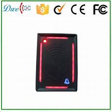 Square Chip Reader Red Light Red Light 13 56mhz Chip Card Reader Without Keypad Wiegand
