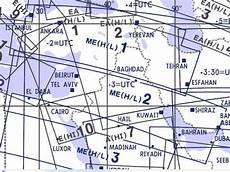 Jeppesen Chart Training Dvd Download High And Low Altitude Enroute Chart Middle East Me H L 1 2