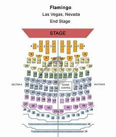Flamingo Las Vegas Donny And Seating Chart Donny Amp Flamingo Resort Las Vegas