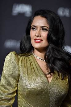 salma hayek at lacma art and film gala in los angeles 11