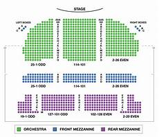 Brooks Atkinson Theatre Seating Chart Brooks Atkinson Theatre Large Broadway Seating Charts