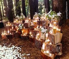 forest wedding unique pastiche events
