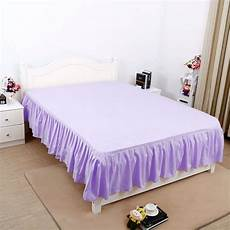 unique bargains 14 inch bed skirt for size bed