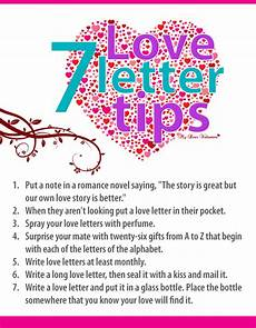 Love Letters Him 5 Steps To A Perfect Love Letter