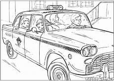 New York Malvorlagen Malvorlagen New York Taxi