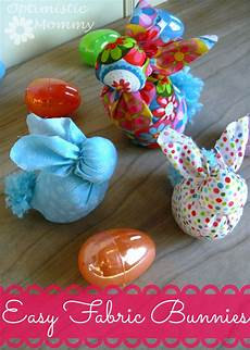 fabric bunnies tutorial optimistic