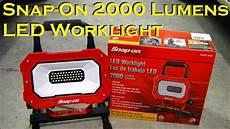 Snap On Werkzeugwagenkolbenring by Snap On 2000 Lumens Led Worklight 922261