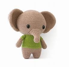 patterns by diy fluffies joe the elephant crochet