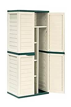 starplast storage cabinet with vertical