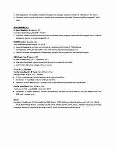 Resume For High School Student For College High School Resume How To Write The Best One Templates