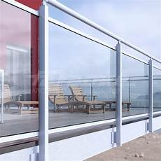 ringhiera vetro prezzo ringhiera in alluminio pannelli in vetro da esterno per