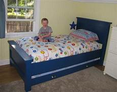 white the boy s bed diy projects
