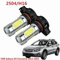 2013 Subaru Crosstrek Light Bulb 2x 2504 Led Fog Light Bulb For Subaru Xv Crosstrek 2013