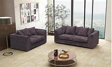 Honeypot Logan 3 Seater 2 Seater by Logan 3 2 Seater Jumbo Cord Fabric Sofa Set