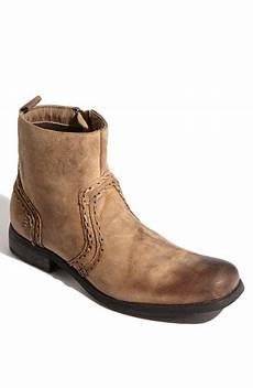 bed stu leather revolution boot in brown for lyst