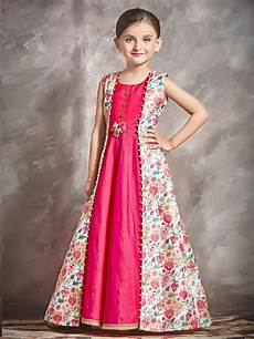 Designer New Years Dresses Elegant Design Long Designer Dress For Girls 7 To 8 Year